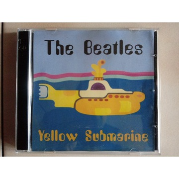 The Beatles - Yellow Submarine Magical MysteryTour