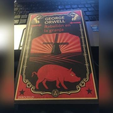 Nowe Rebelion en la Granja Orwell