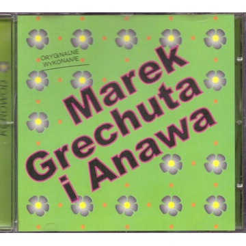 Marek Grechuta i Anawa Korowód CD