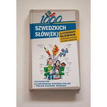 1000 szwedzkich słówek