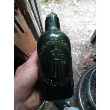 Stara butelka Porcelanka