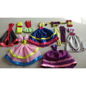 Ubranka dla Barbie nr 3