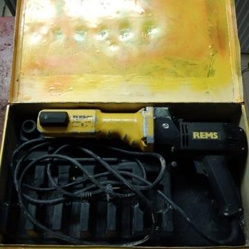 Zaciskarka do rur  Rems  Power Press 572