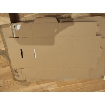Pudełka kartonowe 3 wielkości