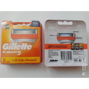 Gillette Fusion 8