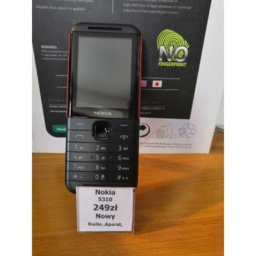 Nowa Nokia 5310 gwarancja 2 lata faktura 23