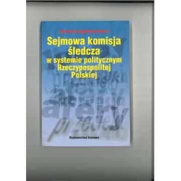 Sejmowa komisja śledcza w systemie politycznym RP