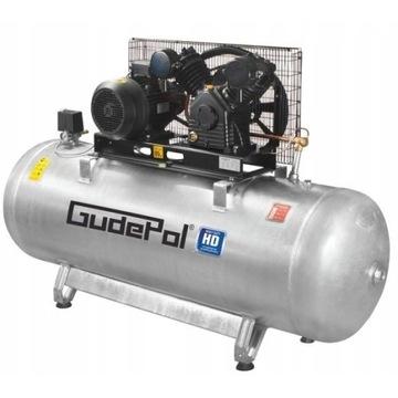 Kompresor, sprężarka tłokowa GudePol HD75-500-900