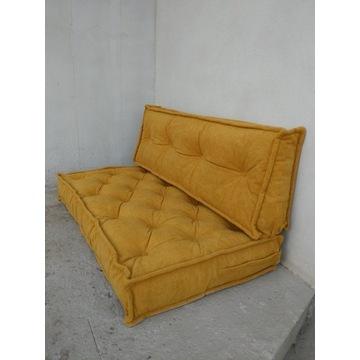 Sofa modułowa, materac francuski, futon jak KARUP