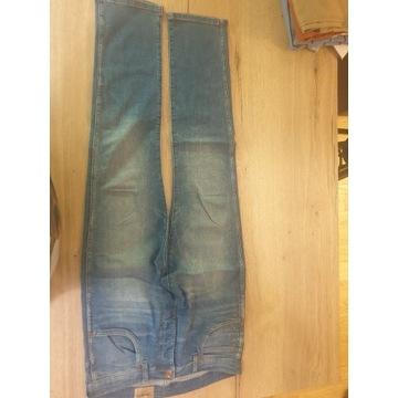 Spodnie jeansowe jasne Wrangler męskie, 32/34