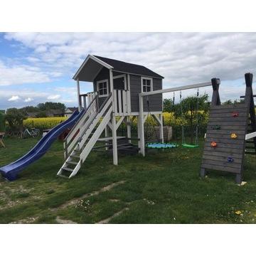 Domek dla dzieci/plac zabaw