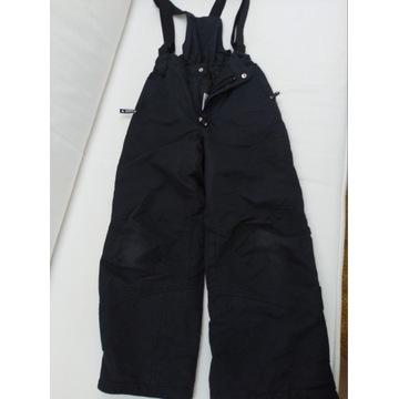 Spodnie narciarskie Brugi Dziecięce 134 cm