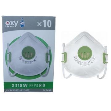 Maseczka Ochronna Maska P3 OxyLine X310V