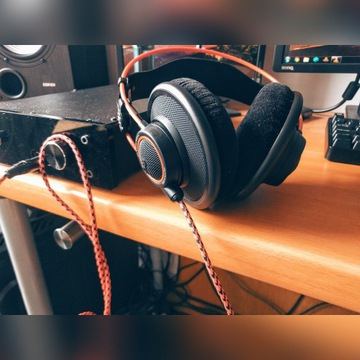 Słuchawki AKG K712 pro