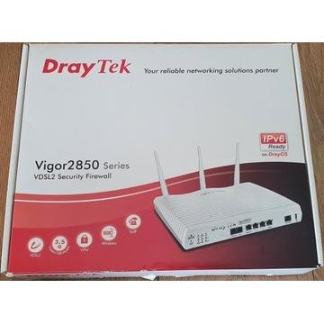 Router DrayTek Vigor 2850Vn VDSL2/ADSL2 LAN WAN