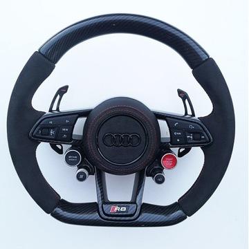 AUDI R8 / TT 4S0 Kierownica carbon
