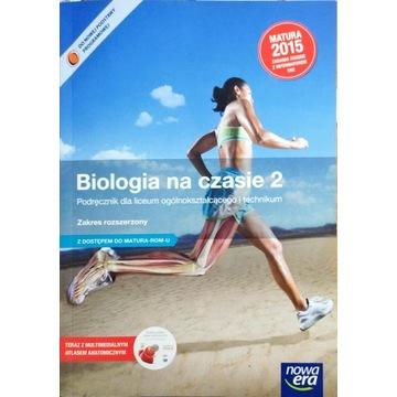 Biologia na czasie 2 Podręcznik ZR Nowa Era