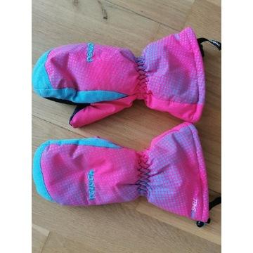 Reusch rękawice narciarskie dziecięce 5