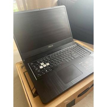 Laptop ASUS FX705DT R7 3750, GTX 1650, 512SSD, gw.