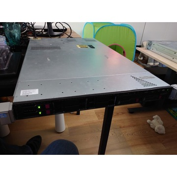 HP DL360P 2xE5-2650 64GB DDR3 2x256SSD+2x450HDD !!