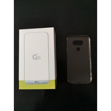 LG G5 H850 - dobry stan, pokrowiec, ładowarka, pud