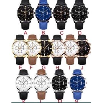 HIT! Zestaw prezentowy Zegarek + GRATIS Puszka