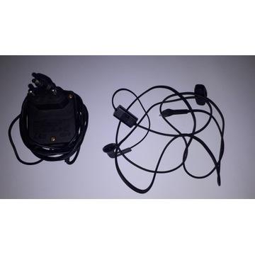Ładowarka do telefonu Nokia plus słuchawka