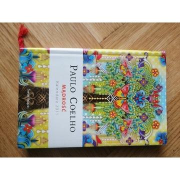 Mądrość Kalendarz 2011 Paulo Coelho