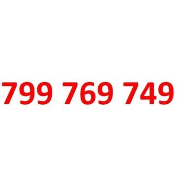 799 769 749 starter play złoty numer