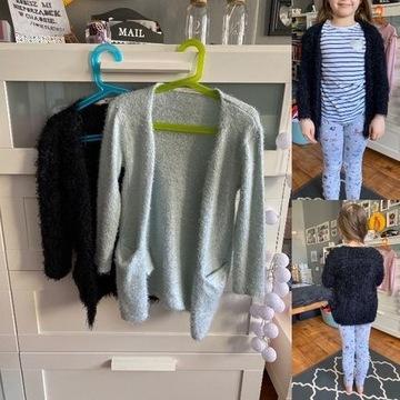 Ciepły sweterek/narzutka H&M 98/104