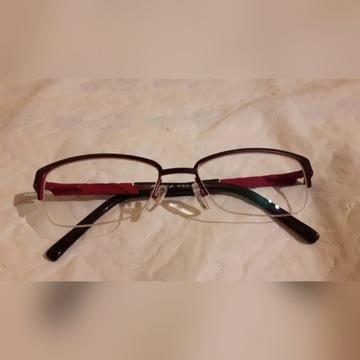 NOWE oprawki okulary korekcyjne Retro wada -1,25