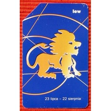KT 764 - Znaki Zodiaku Lew