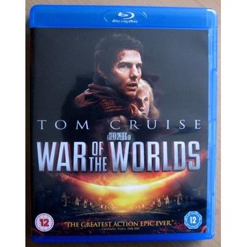 Wojna światów (War of The Worlds) - Blu-ray