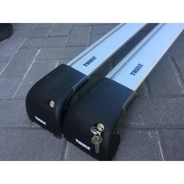 Bagażnik THULE Edge WingBar do MINI Countryman R60