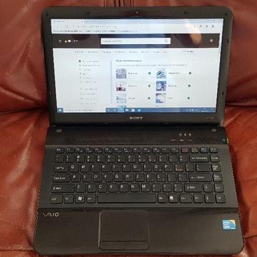 Laptop Sony Vaio Core i3 4GB 500GB W10