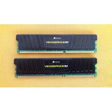 # Corsair Vengeance 16 GB - DDR3 1600Mhz CL10 LP #
