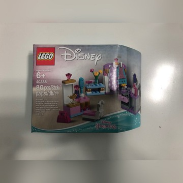LEGO Disney Princess 40388 kompletny