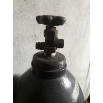 Butla z gazem co2 duża 30kg pełna