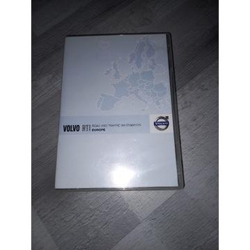 Volvo Mapa DVD RTI