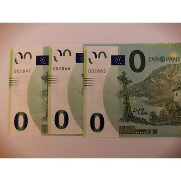 3 x 0 euro Zakopane