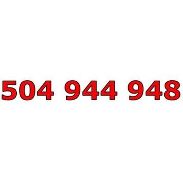 504 944 948 ORANGE ŁATWY ZŁOTY NUMER STARTER