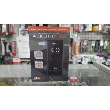 Alkomat Alkohit X8