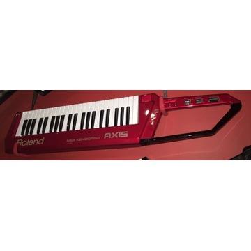 Roland Axis-1 - czerwony, jedyny w swoim rodzaju