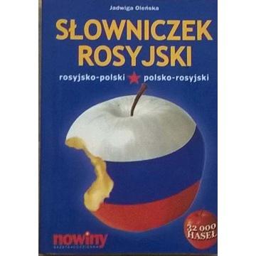 Słownik rosyjsko polski Słownik polsko rosyjski