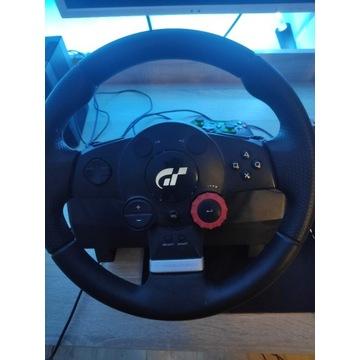 Kierownica Logitech driving force gt