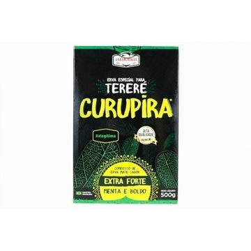 Miętowa Yerba Mate - Laranjeiras Curupira 500g
