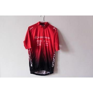 Koszulka rowerowa / kolarska KROSS Racing Team (L)
