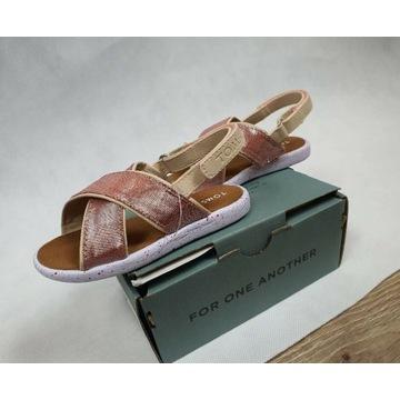 Nowe buty dziecięce Tomasz sandały 14cm 23.5