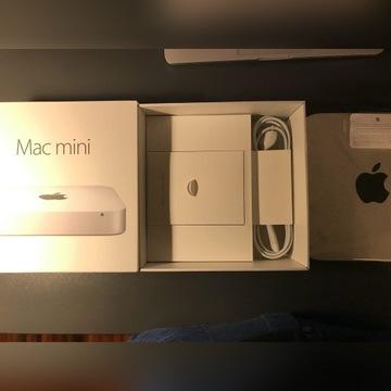Mac mini model A1347 idealny stan, jak nowy.
