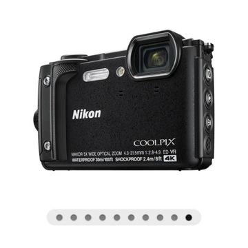 Nikon Coolpix w300 wodoodporny